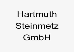 Josef Hartmuth Steinmetz GmbH