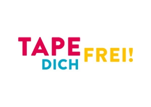 TAPE DICH FREI